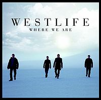 Where We Are Cover