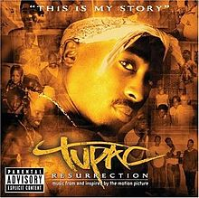 Tupac: Resurrection Cover