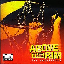 Above the Rim: The Soundtrack Cover