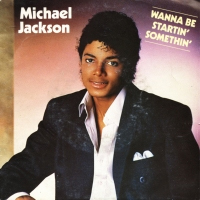 """Wanna Be Startin' Somethin'"" cover"