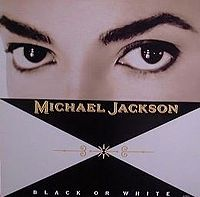 """Black or White"" cover"