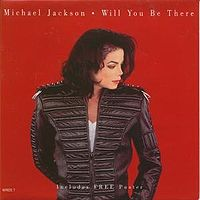 """Will You Be There"" cover"