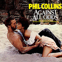 """Against All Odds (Take a Look at Me Now)"" cover"