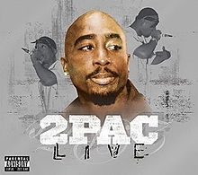 2Pac Live Cover