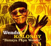 The cover of his last record, Banaya Papa Wendo