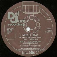 """I Need a Beat"" cover"