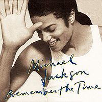 """Remember the Time"" cover"