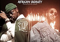 """African Beauty"" cover"