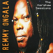 The Kershaw Sessions Cover