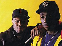 CL Smooth na Pete Rock