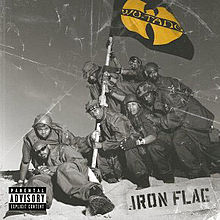 Iron Flag Cover