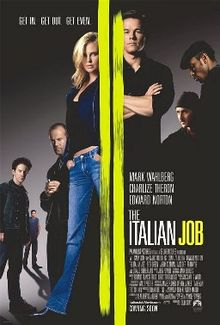 Kasha ya filamu ya The Italian Job