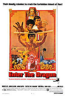 Kava ya filamu ya Enter the Dragon