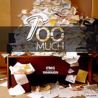 """Too Much"" cover"