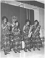 Women Jazz Band kazini