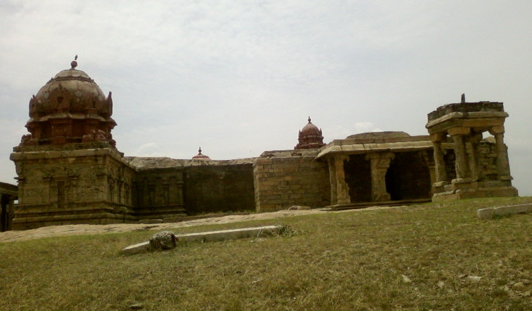 படிமம்:Dindigul fort temple.jpg
