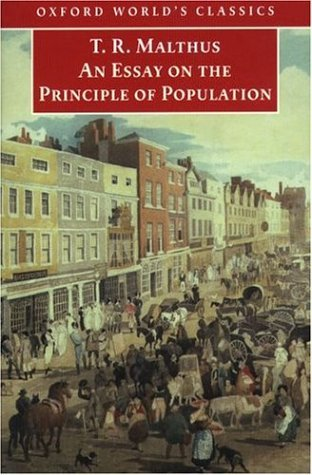 essay on the principle of population 1798 summary