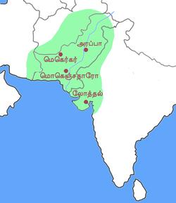 சிந்துவெளி நாகரிகம் - தமிழ் விக்கிப்பீடியா