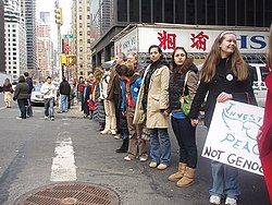 New york human chain.jpg