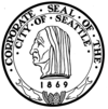 Official seal of சியாட்டில் நகரம்