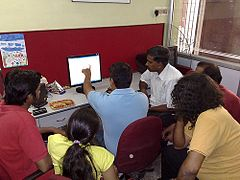 Jan Chennai 2009 ta wiki workshop 2.jpg