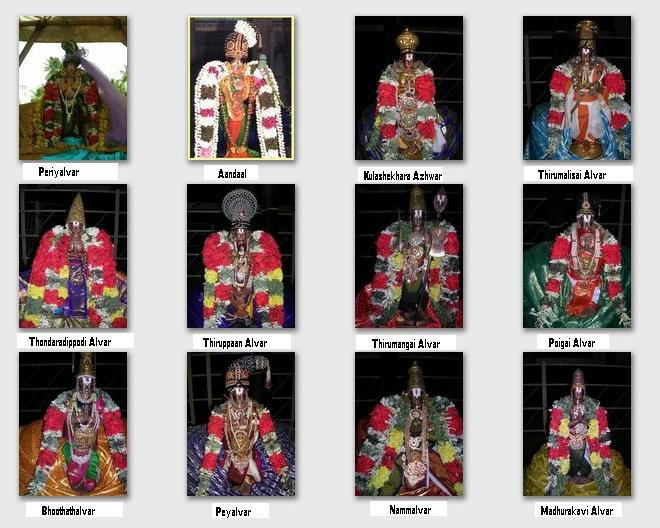 Tamil Thivya-Pirapantham of Tamil Vainava Saints (