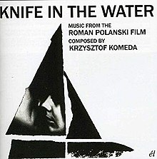 Knife in the Water Movie CD Cover.jpg