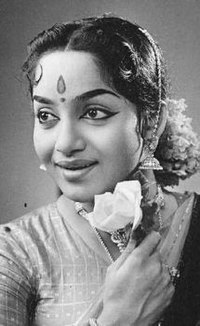 Saroja E.V - -actress.jpg
