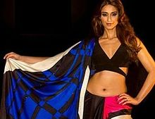 Ileana at Satya Paul Fashion Show.jpg