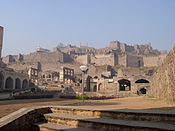 Golkonda Fort View.jpg