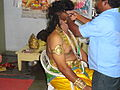Bhima... make up.JPG