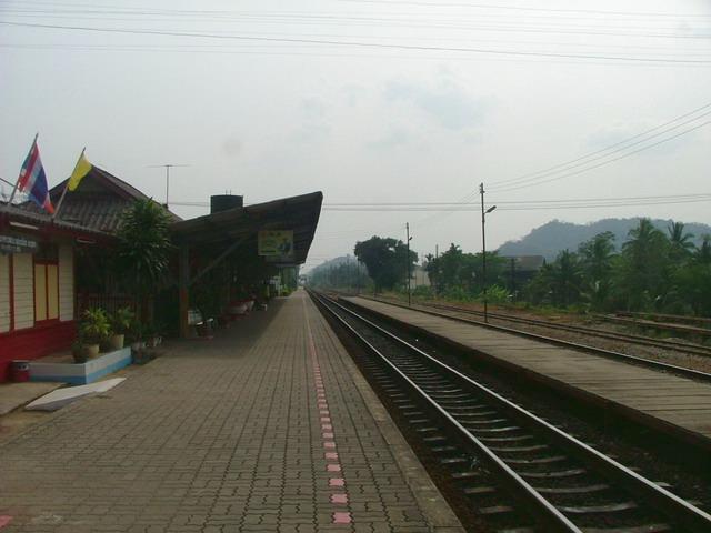 สถานีรถไฟบางสะพานใหญ่