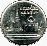 เหรียญ 1 บาท มีคิวโปรนิกเกิลเป็นส่วนประกอบ