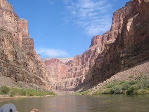 ภาพแม่น้ำโคโลราโดบริเวณ