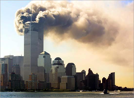 ย้อนรอยอดีต วินาศกรรม 11 กันยายน พ.ศ. 2544