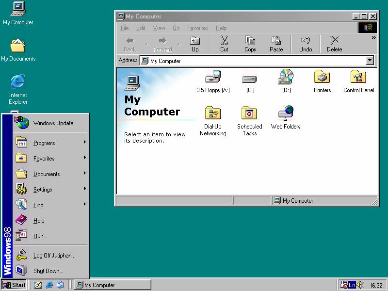 Windows98se key generator