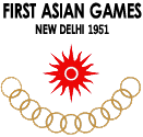 1951 Asian Games Logo.png