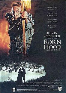 แฮนด์บิลเรื่อง robin hood: prince of