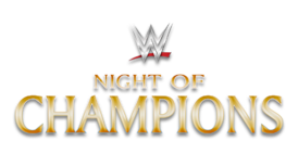 The WWE Night of Champions logo