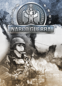 NarcoGuerra Computer Game Cover Art.png