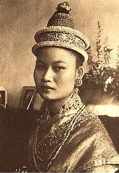 เจ้าหญิงมณีไลย มกุฎราชกุมารีแห่งลาว
