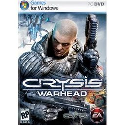 Crysis Warhead Box Art
