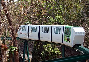 Monorail of Chiang Mai zoo.jpg