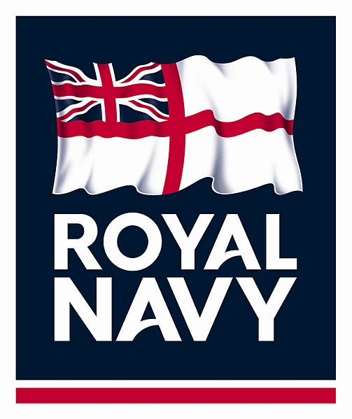 ไฟล์:Logo of the Royal Navy.jpg