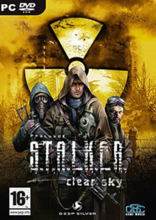 STALKER Clear Sky pc game cover.png