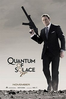 007 พยัคฆ์ร้ายทวงแค้นระห่ำโลก - วิกิพีเดีย