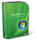 Windows Vista Home Premium Box