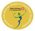 2007 Asian Women's Volleyball Championship logo.png