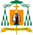 Coat of arms of George Yot Phimphisan.png