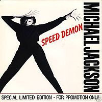 """Speed Demon"" cover"